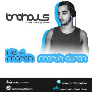 Brainows March 04 - Martín Durán