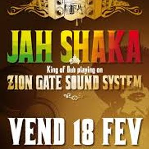 TOULOUZ DUB  CLUB (fev 2011) ZION GATE + SHAKA (this pt only)