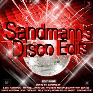 Sandmann's Disco Edits  Four