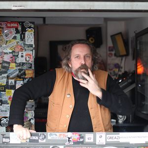 Andrew Weatherall - 4th December 2018