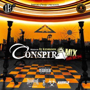 "ConspiraMix ""Ears Only"" 02"
