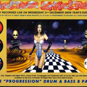 DJ Rap Helter Skelter Progression N.Y.E