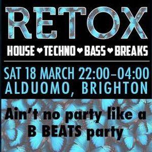 Butterfly_Effect_002 - Retox@B Beats 18/03/17