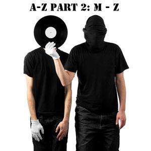 A-Z part 2: M-Z