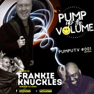 Frankie Knuckles Lockdown Tribute Mix By DJ LINDZ #001 PUMPUTV