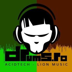 Acidtech  - Lion Music (Part 6) @ Drums.ro Radio (04.06.2015)