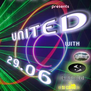 UNITED EPISODE 003 - 29/06/2012 - SALVATORE CARDAMONE DJ SET