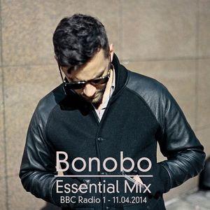 Bonobo : BBC Radio 1 Essential Mix : April 2014