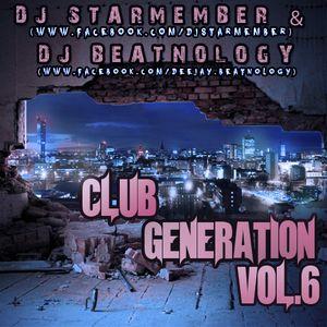 DJ Starmember vs. DJ Beatnology - Club Generation Vol.6 - CD2