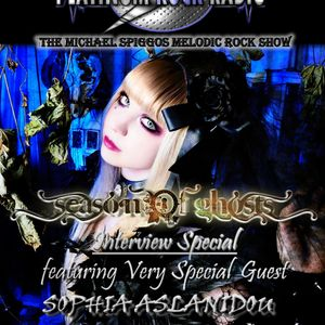 The Michael Spiggos Melodic Rock Show 29.03.2015 Featuring Sophia Aslanidou (Season Of Ghosts)