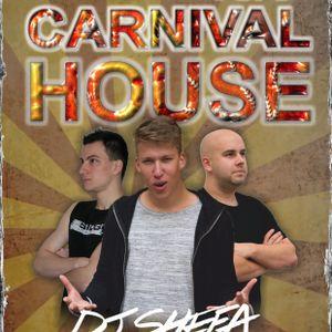 DJ LuccaS-CARNIVAL HOUSE - TROUSE WARMUP MIX 18/3-SÝPKA OTROKOVICE