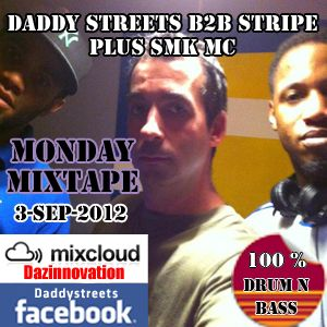 Hour of Power FT Daddy Streets, Stripe and SMK 03_09_12