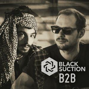 Darrien B2B Helder @ Black Suction, Arena Club Berlin 03.10.2015