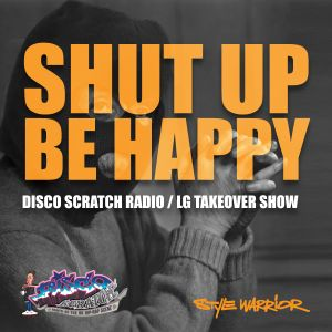 Disco Scratch Radio – LG Takeover – 13th September 2012