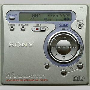 The MiniDisc Megamix (June 2002)