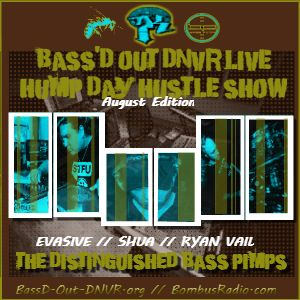 B.O.D. Podcast 011 (LIVE) - Hump Day Hustle on BombusRadio.com (Distinguished Bass Pimps In The Lab)