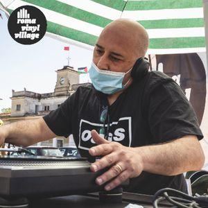 Silvio Terenzi @ Roma Vinyl Village Open Air - 8 Maggio 2021