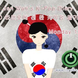 Jen's K-Pop Diary with Jen Wan on IORadio 280815