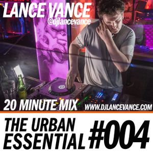 Lance Vance   The Urban Essential  #004