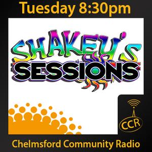Shakey's Sessions - @CCRShakey - Shakey - 14/07/15 - Chelmsford Community Radio