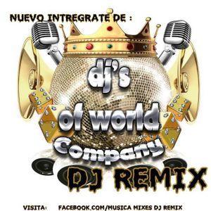 JUNIO MEGA MIX 2014 - [[ DJ REMIX ]]
