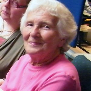 Thanksgiving Service for the life of Vera Bradshaw. April 29th 2015