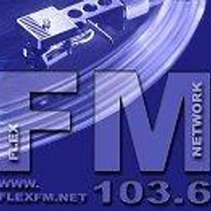Flex FM 90's Easy D & Graphics