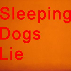Sleeping Dogs Lie 241 (08_09nov12): SoundCloud Ambient Music Group 47