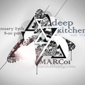 M01/ Marc01/ Deep Kitchen Volume VIII/ Turntables24.com