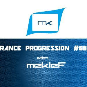 TRANCE PROGRESSION #007 with Meklef