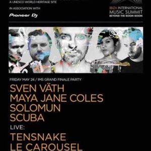 Solomun @ IMS Grand Finale Festival,Dalt Vila (Ibiza) (24-05-2013)