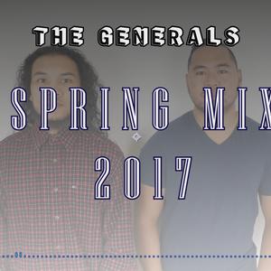 The Generals SPRING MIX 2017 (Jersey Club, Dancehall/RnB, 100 BPM, Bass, Twerk, Trap, Hip-Hop)