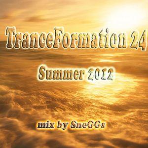 TranceFormation 24 Summer 2012