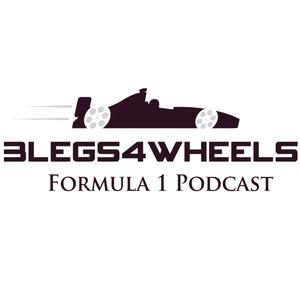 Episode 85 – This Week It's Bottas - 3Legs4Wheels Formula 1 Podcast