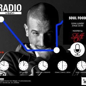 Soul Food - U-Bahn Radio - Puntata 09 - 20 Aprile 2015