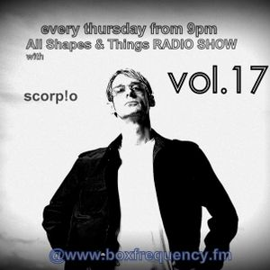 'All Shapes & Things' RADIO WAVES vol17