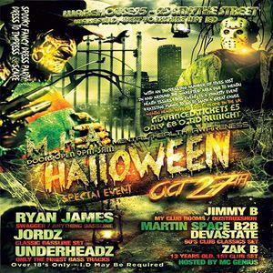 UnderHeadz - Halloween Mix 2017