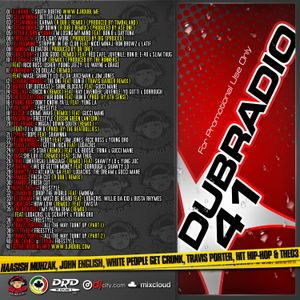 DJ R DUB L Present's DUB RADIO 41 [For Promotional Use Only]