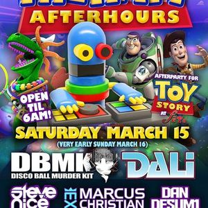.:dbmk .:therapy after hours live 031514