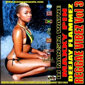 DJ MANSTA WAYNE MAXXY PIN AND DEEJAY FLAMMEZ - 2012 REGGAE VIBEZ  VOL 3