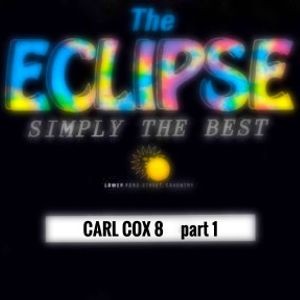 carl cox 8 the eclipse coventry 1991