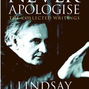 Lindsay Anderson feature film director with biographer Paul Ryan