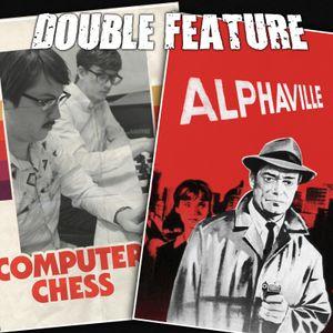 Computer Chess + Alphaville