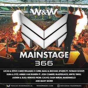 W&W - Mainstage 366