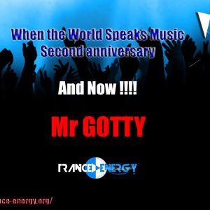 MrGotty - W.W.S.M. Aniversary Set