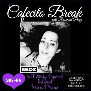 Cafecito Break #1613: She RA