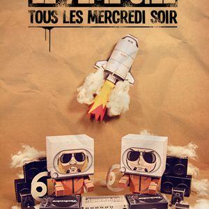 "DJ OSKAR 2H Mix (New Funk,Glitch,Tekno,D'N'B) & DJ CHOKO (DNB,Dubstep..)@""LE 7ème CIEL"" Radio Show"