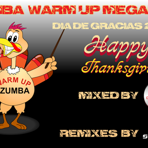 ZUMBA WARM UP NOVIEMBRE 2016- DJSAULIVAN