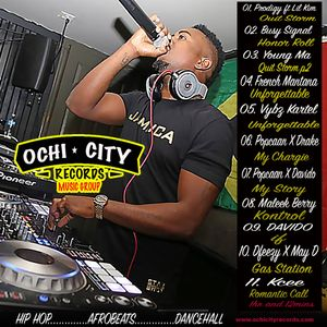 Dancehall Mixtape Next Level #23