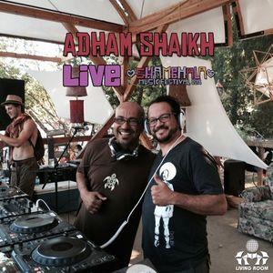 Adham Shaikh - SMF Live 2014 Mix Series 012